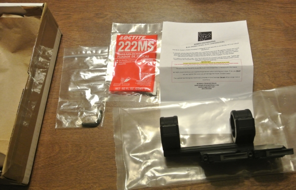 Unboxing the Bobro 34mm Cantilevered Precision Optic Mount