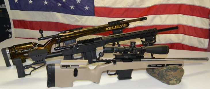 Kelbly's Golden Girl Arcas, Nyx, and Atlas Tactical