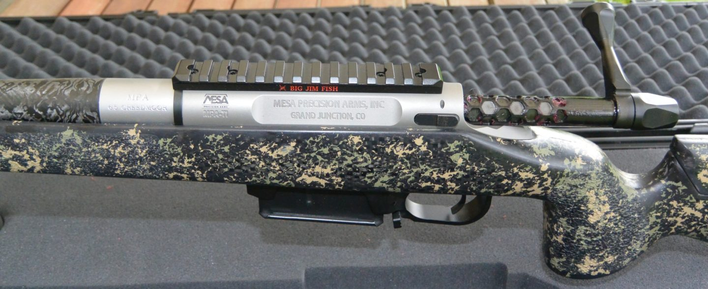MESA Crux in McMillan Game Warden Edge Carbon stock