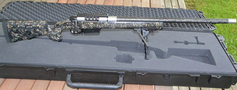 Mesa Precision Arms Crux looking damn good