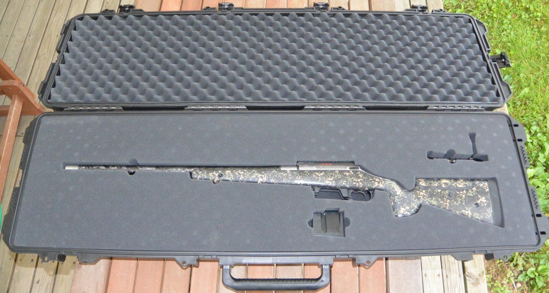 Mesa Precision Arms Crux unboxing