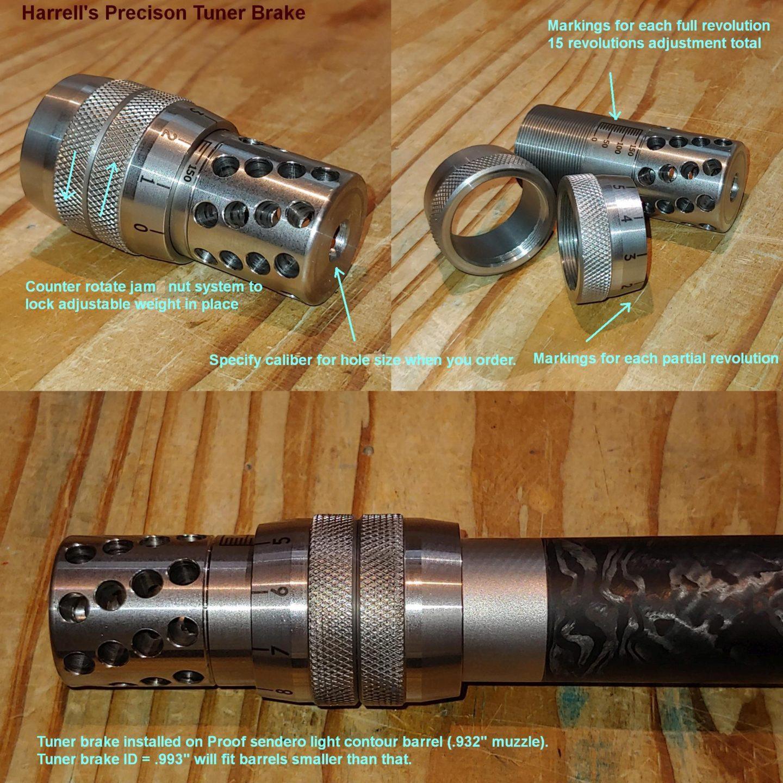 Harrell's Tuner brake