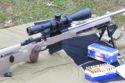 Athlon Midas TAC 5-25x56mm on the Kelbly Atlas and the Lapua .223 ammo it likes best.