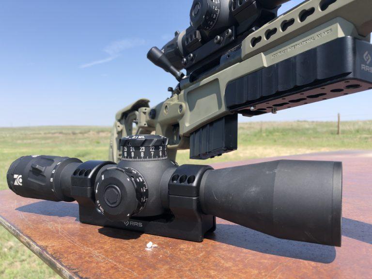 Zero Compromise Optics