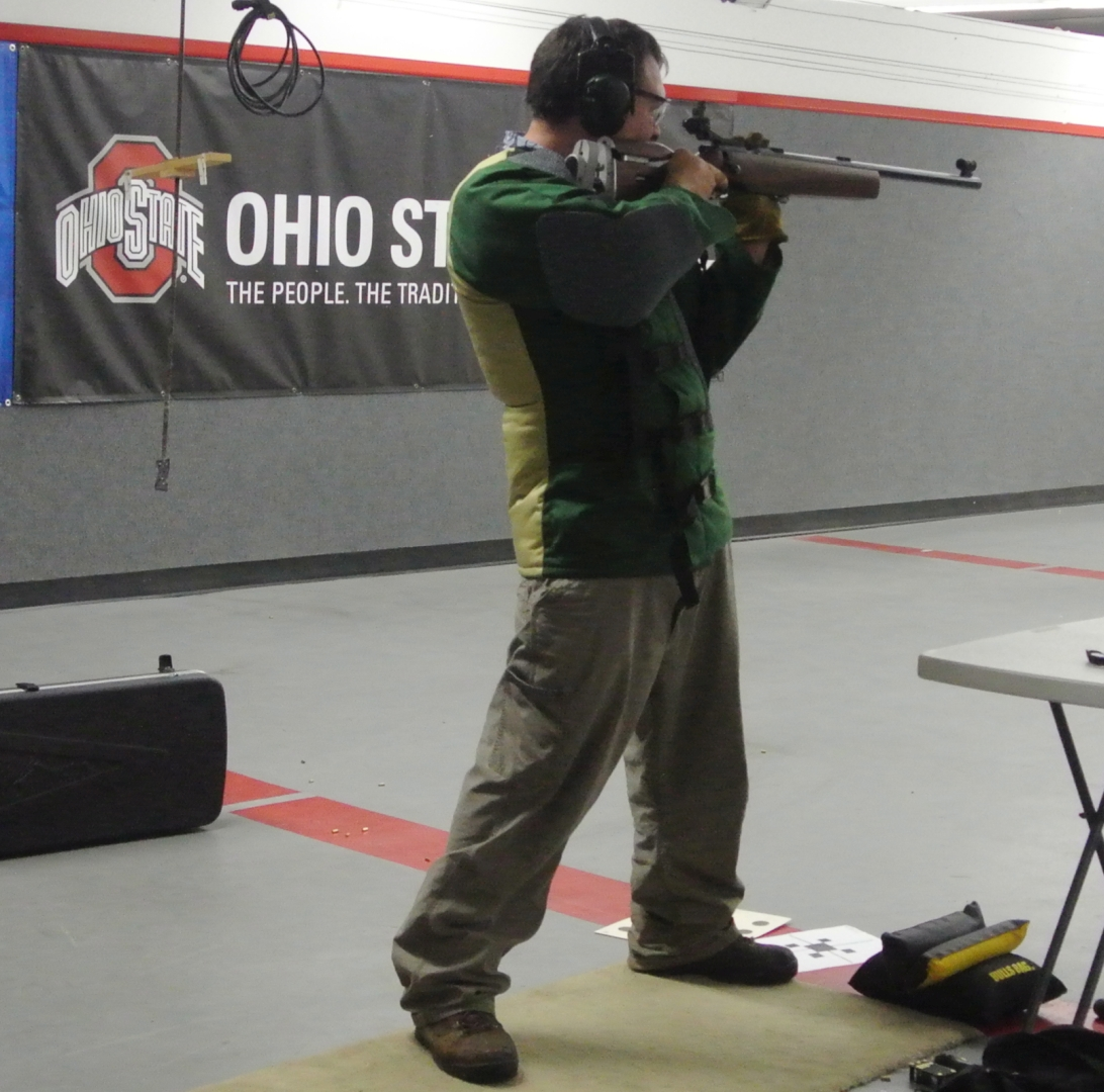 Shooting unsupported, as is done in 3-position quickly highlights the advantages proper rifle fit can have for the shooter