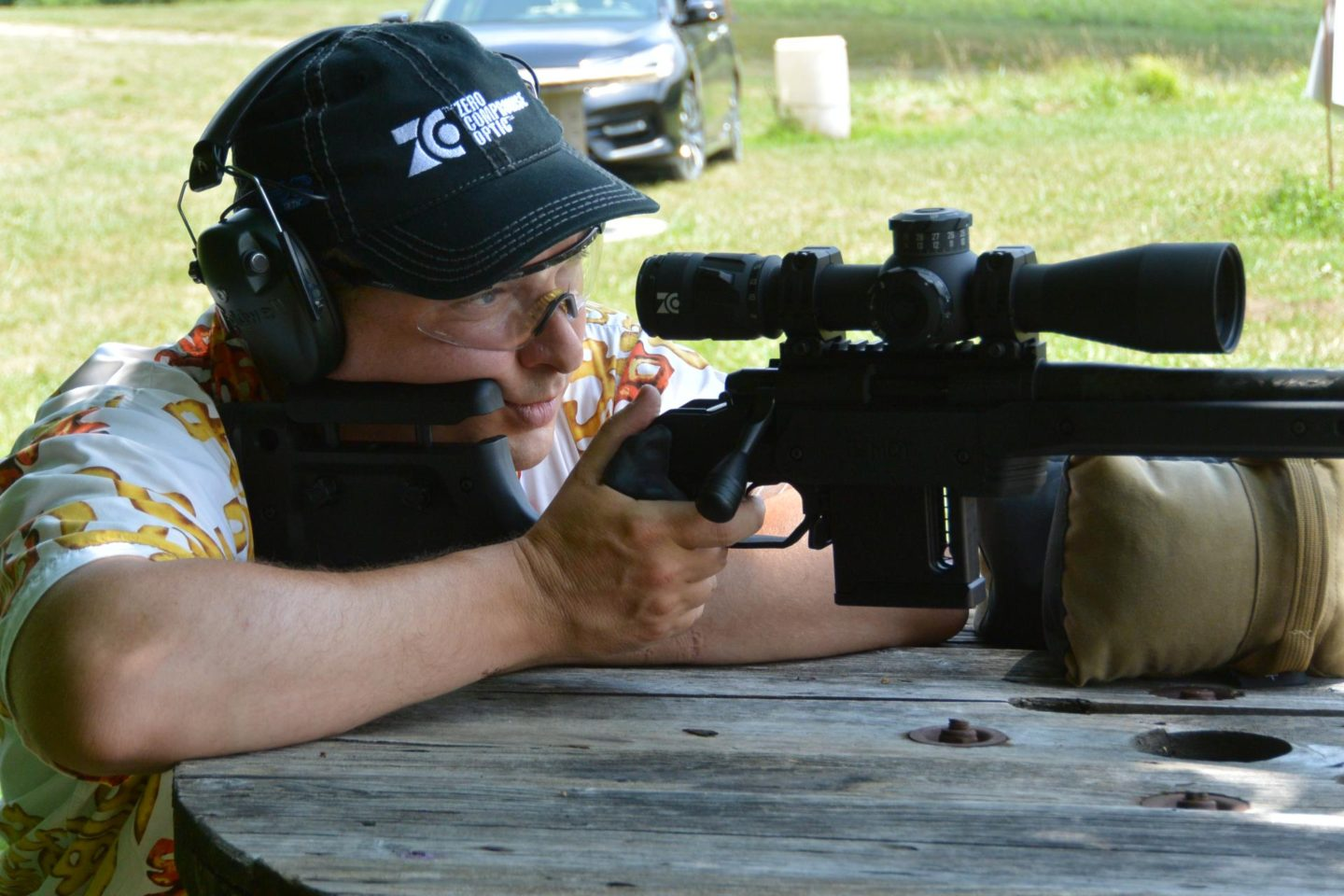 Shooting the two-stage TriggerTech Special 700 platform trigger