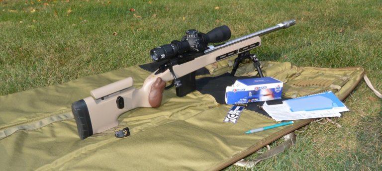 Zero Compromise ZC420 mounted on my Kelbly Atlas Tactical in a Grayboe Ridgeback Stock