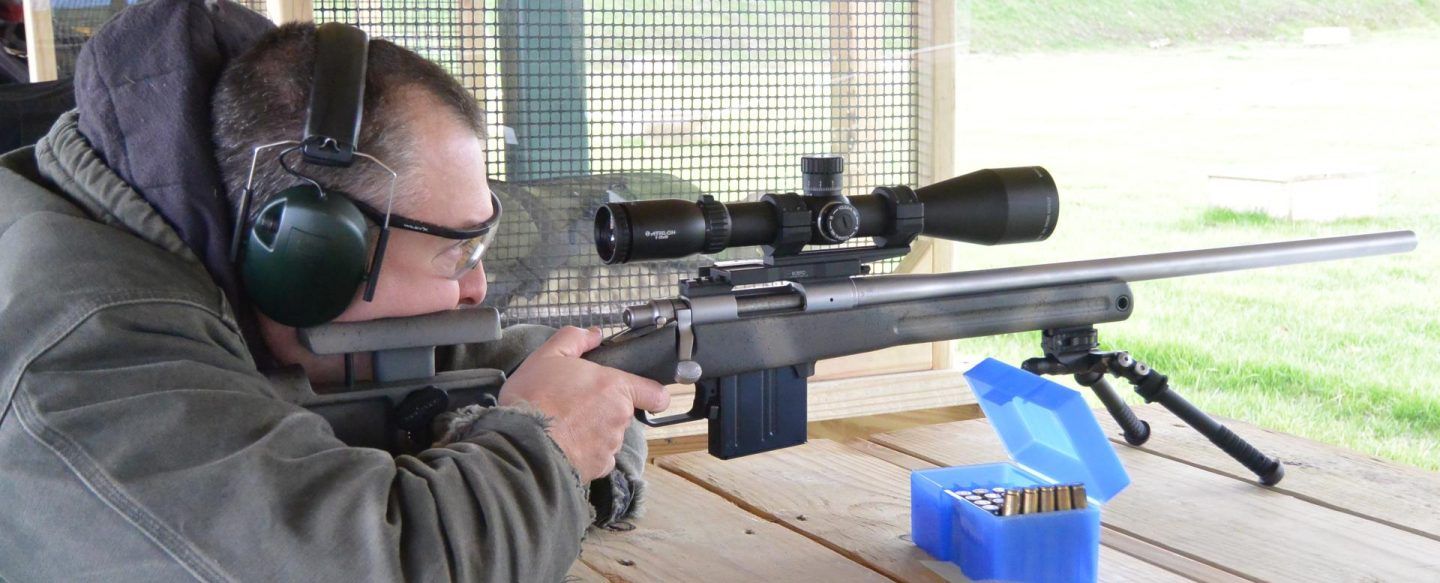 Partying like it's Y2K with a Remington 5R .308 in the Grayboe Phoenix