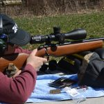 Zeroing the Sig Tango6 5-30x56mm on a Kimber 82g