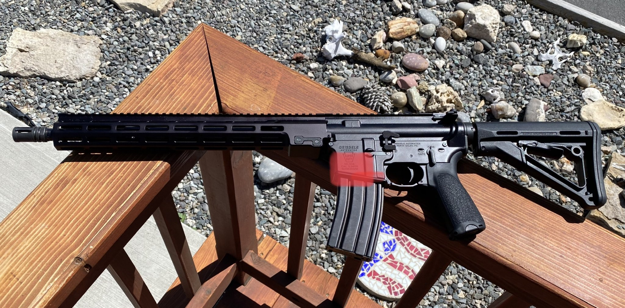 Anyone Using Geissele Super Duty Rifles Uppers Sniper S Hide Forum