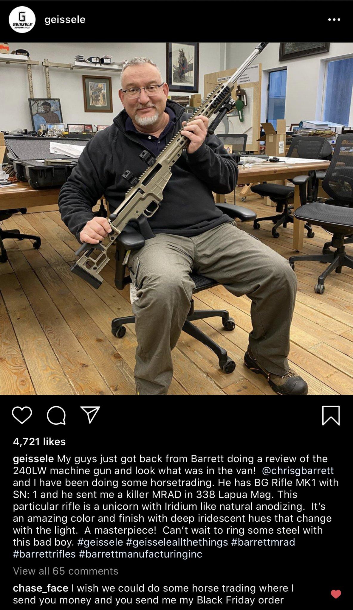 Geissele Super Duty Rifle Page 3 Sniper S Hide Forum