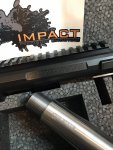 SOLD  TS Custom 6BRA Impact Prefit barrel, dies, brass