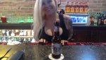 Amber serving Beer.jpg