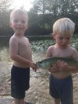 Asher and Aden fish.JPG
